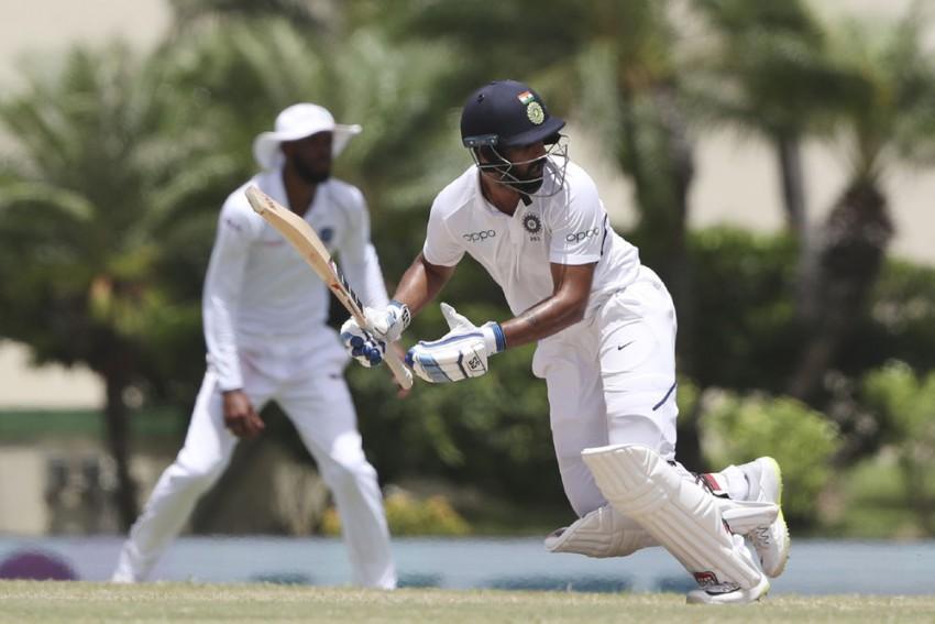WI Vs IND: Batsman Hanuma Vihari Targets To Become India's 'Fifth Bowler'