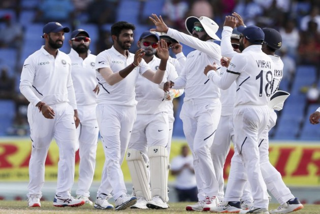 Ajinkya Rahane And Jasprit Bumrah Torment West Indies As India Seal First Test In Clinical Fashion