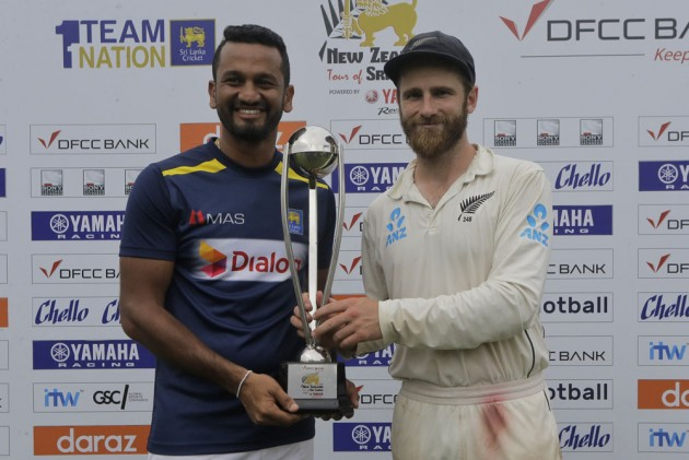 SL Vs NZ, 2nd Test: Sri Lanka, New Zealand Share Trophy After Kiwis Level Series With Convincing Win