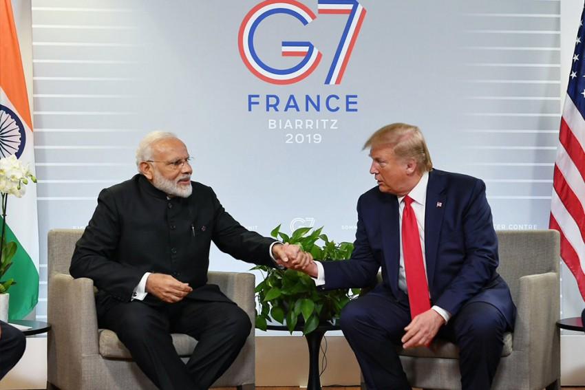 PM Modi 'Feels He Has It Under Control': Donald Trump On Kashmir At G7 Summit