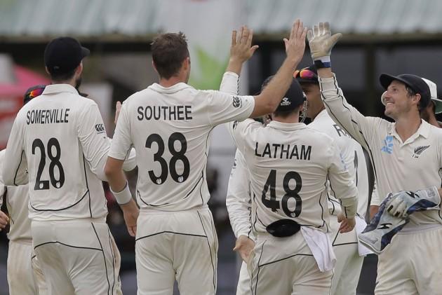 SL Vs NZ, 2nd Test Highlights: New Zealand Beat Sri Lanka By An Innings And 65 Runs, Level Series 1-1