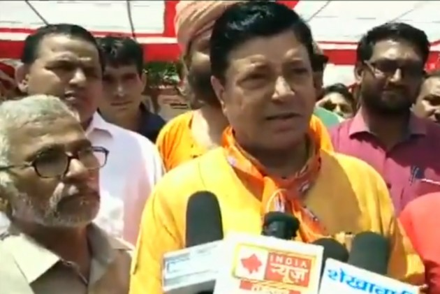 Watch: 'Who Can Oppose Modi Ji? Even You (Media) Cannot...,' Says BJP's Rajasthan MP