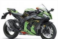 The Gold Standard Ninja ZX-10R Now Arrives With A Dash Of Gold