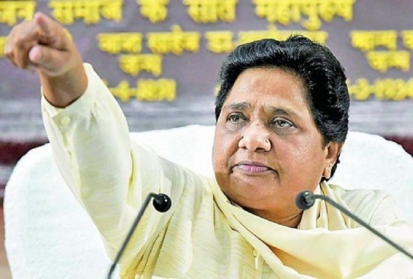 BSP Chief Mayawati Slams Rahul Gandhi, Opposition Leaders For Kashmir Visit