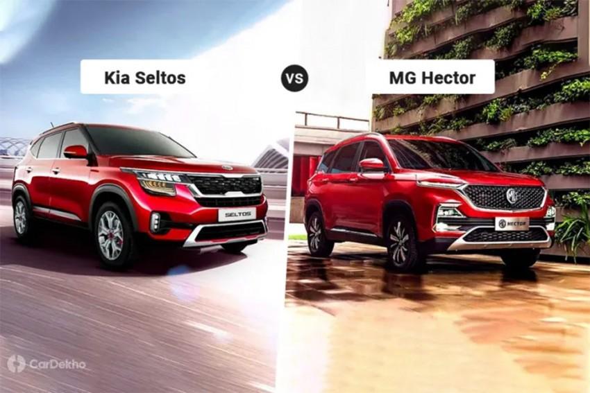 Kia Seltos vs MG Hector: Which SUV To Buy?