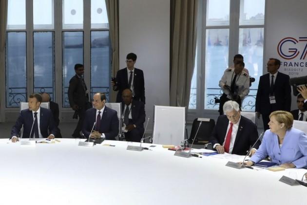 'I Am An Environmentalist', Says Trump, But Skips Climate Meet At G7