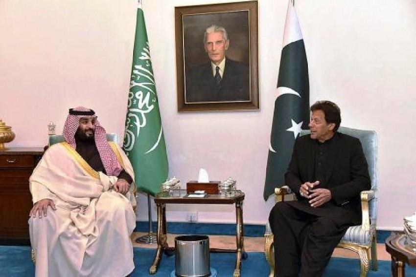 Pakistan PM Imran Khan Calls Saudi Prince MBS For 2nd Time This Month Over Kashmir