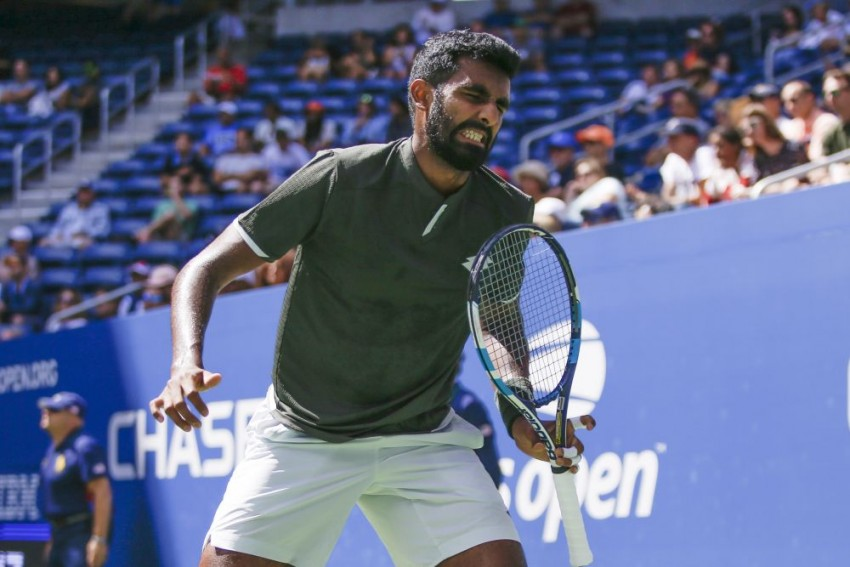 US Open 2019: Prajnesh Gunneswaran Bows Out With A Straight Sets Defeat To Daniil Medvedev