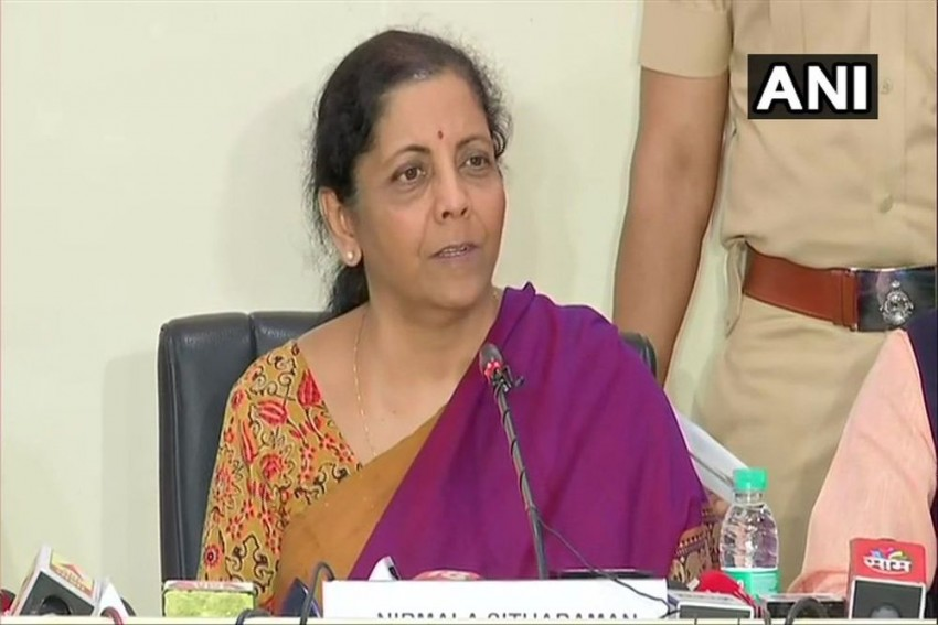 'Cong Should Have Consulted Its FMs Before...': Sitharaman Reacts To 'Stealing' RBI Money Remark