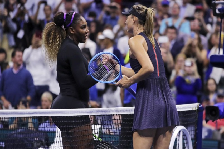 US Open 2019: Serena Williams Beats Maria Sharapova For 19th Time In A Row, Advances To Second Round
