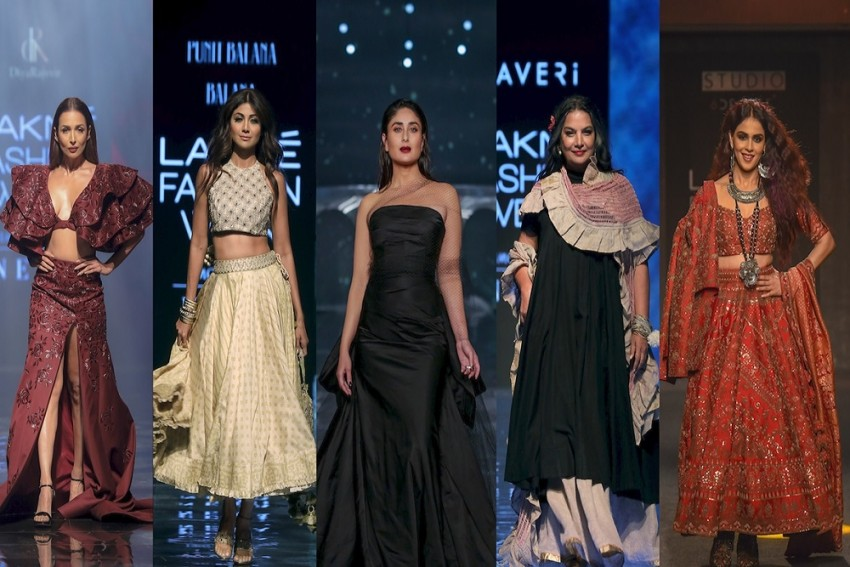 Bollywood Showstoppers From The Lakme Fashion Week 2019