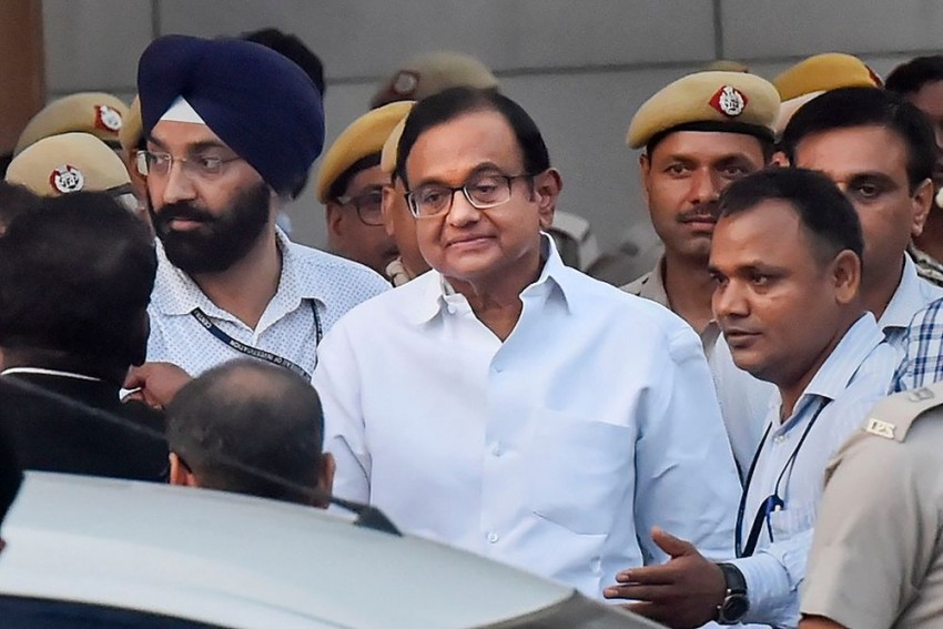 SC Grants Protection From Arrest To Chidambaram In ED Case Till Wednesday