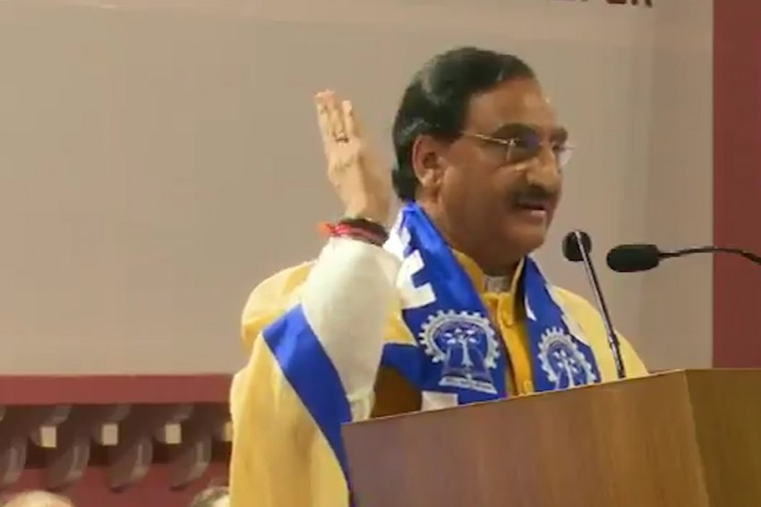 Ram-Setu Built By Indian Engineers, Says HRD Minister Ramesh Pokhriyal