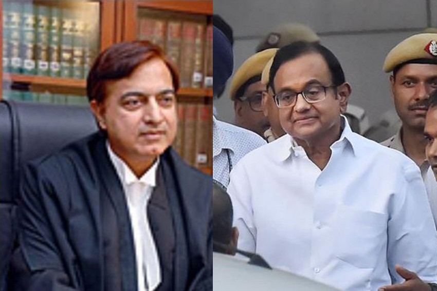 Justice Sunil Gaur, Who Rejected Chidambaram's Bail Plea, Appointed Chairperson Of PMLA Appellate Tribunal