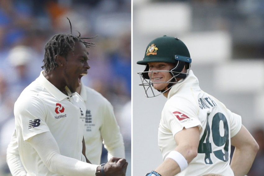 Ashes 2019: Jofra Archer Hasn't Actually Got Me Out, Returning Steve Smith's Reminder