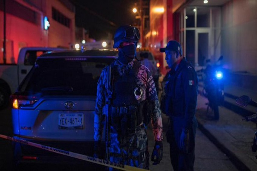 23 Killed, 13 Injured In Mexico Bar Fire, Officials Investigating 'Attack'