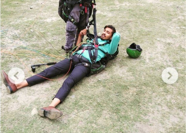 'Want To Do Skydiving Next,' Says The Man Whose Paragliding Video Has Internet In Splits