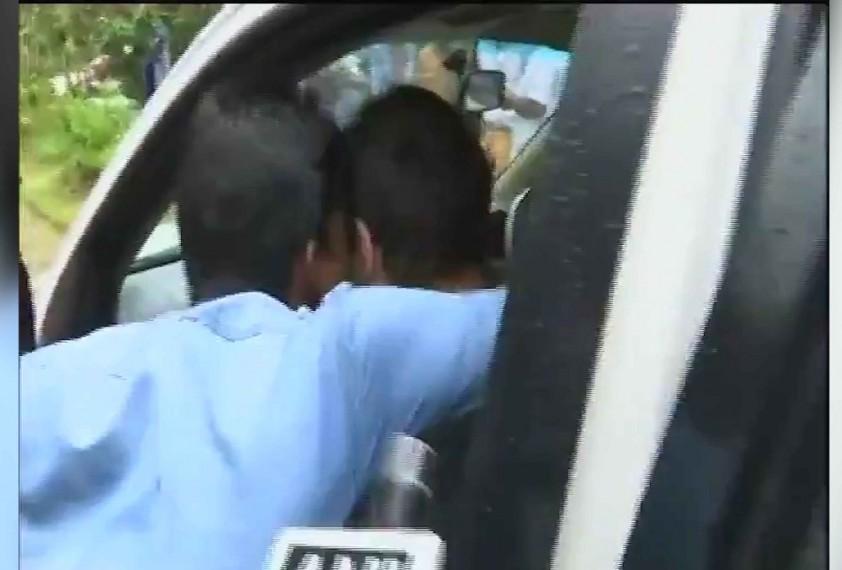 Watch: Man Kisses Rahul Gandhi In Wayanad During His Visit To Flood-hit Constituency