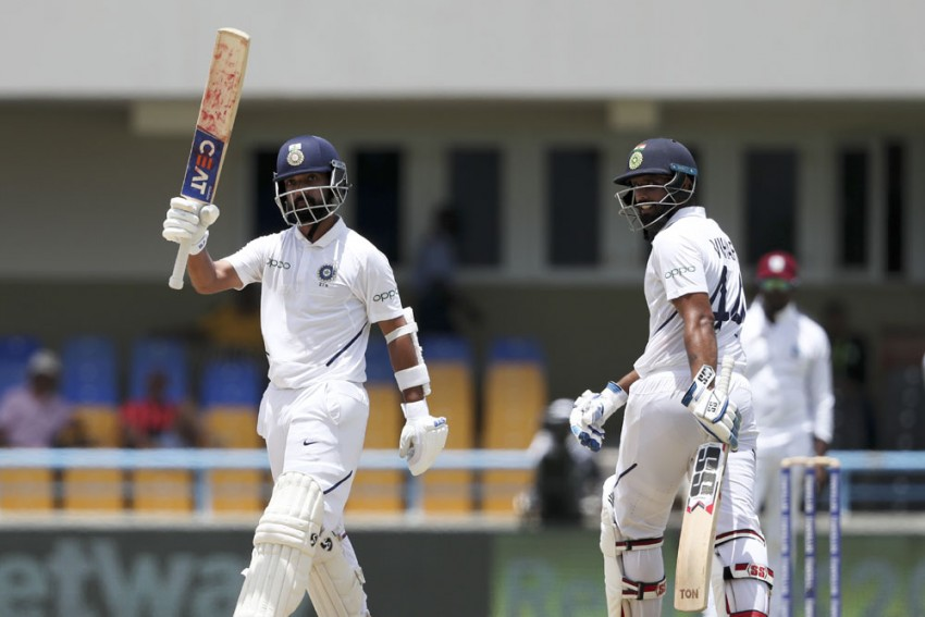 West Indies Vs India: Ajinkya Rahane's Reaction Showed What That Century Meant To Him, Says VVS Laxman