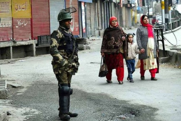 Modi Govt Constitutes GoM To Prepare Roadmap For Jammu And Kashmir: Report