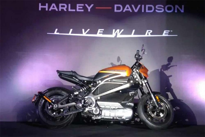 Harley-Davidson LiveWire In Pictures