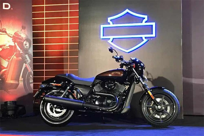 Harley-Davidson Street 750 10th Anniversary Edition Launched