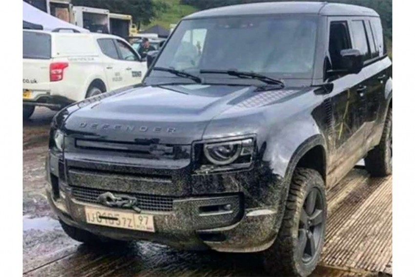 2020 Defender Finally Drops Its Camouflage; Global Unveil Soon