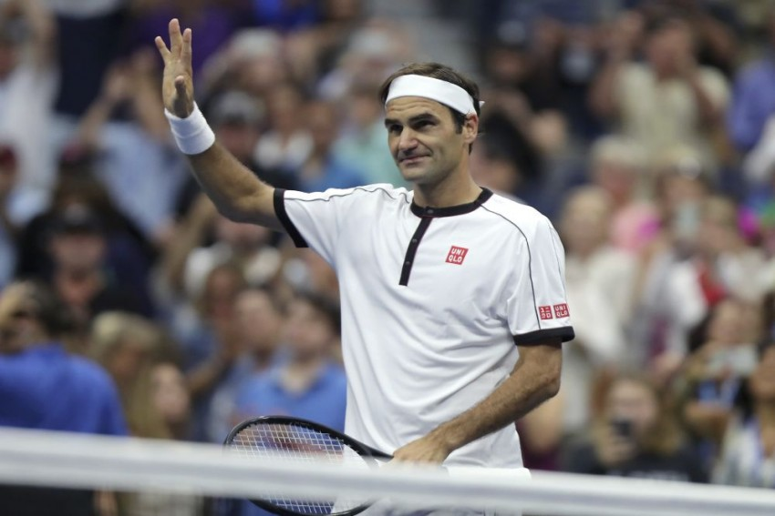 US Open 2019: Roger Federer Passes Damir Dzumhur Test, Enters Round 3