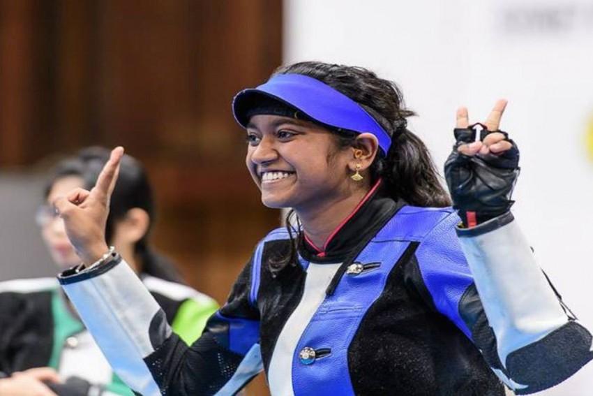 Shooting World Cup: India's Elavenil Valarivan Clinches Gold In 10m Air Rifle