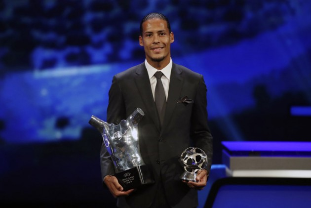 UEFA's Player Of The Year Award: Virgil Van Dijk Beats Lionel Messi, Cristiano Ronaldo To The Mega Prize