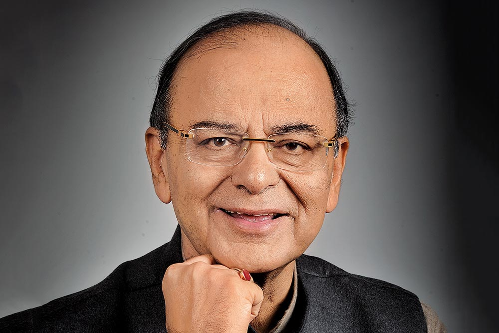 Arun Jaitley: Everyone's Favourite BJP Man