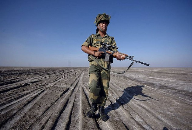 Gujarat On High Alert As Intel Warns of Possible Terror Attack By Pakistani Commandos