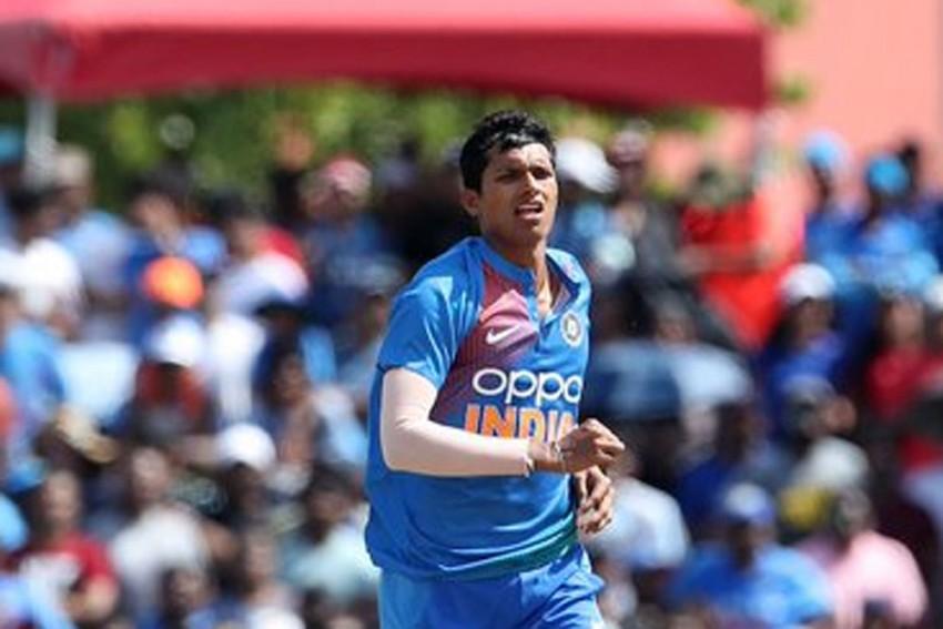 WI Vs IND, 1st T20I: Navdeep Saini Makes India Debut, Manish Pandey Comeback