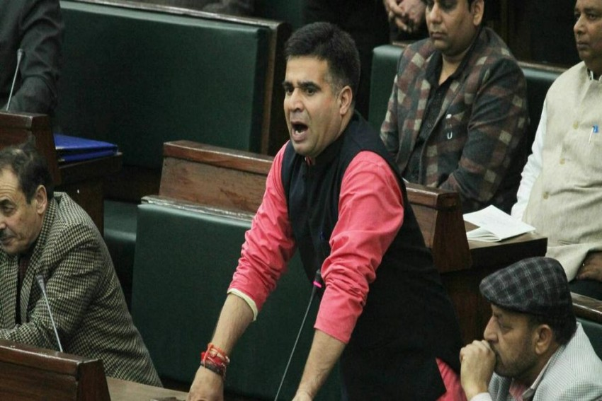 BJP Accuses Congress, NC And PDP Of Triggering Panic Among People In Kashmir
