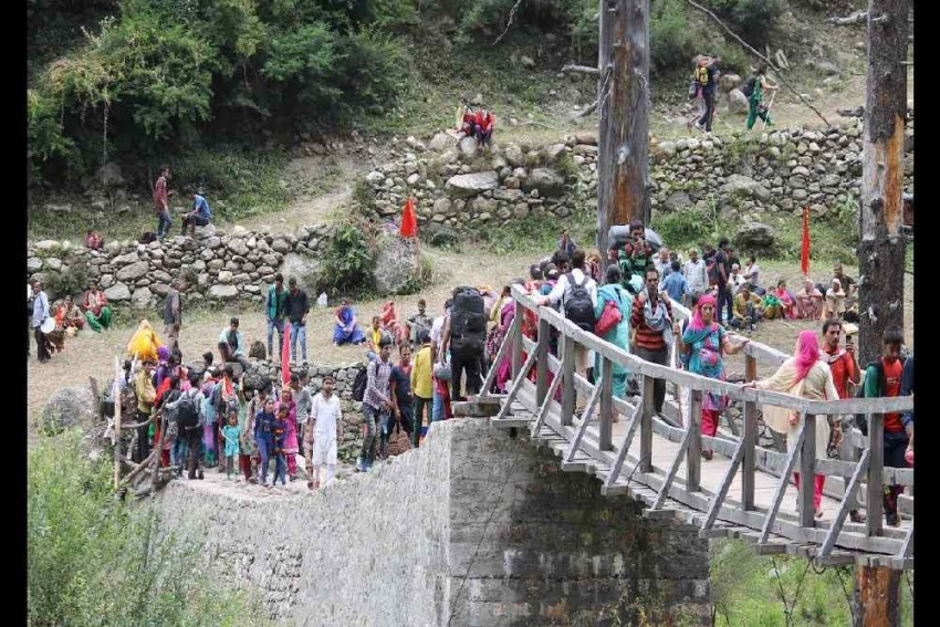 Jammu And Kashmir: 'Machail Mata Yatra' Suspended Due To Security Concerns