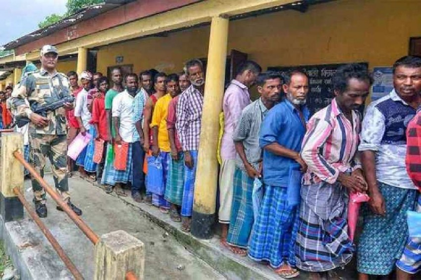 Assam CM Sonowal Asks People Not To Panic Ahead Of Final NRC