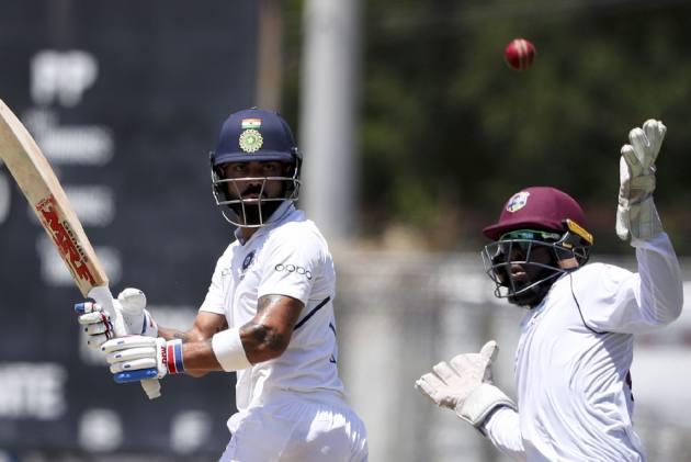 West Indies Vs India, 2nd Test, Day 1 Highlights: Virat Kohli, Mayank Agarwal Fifties Take IND To 264/5