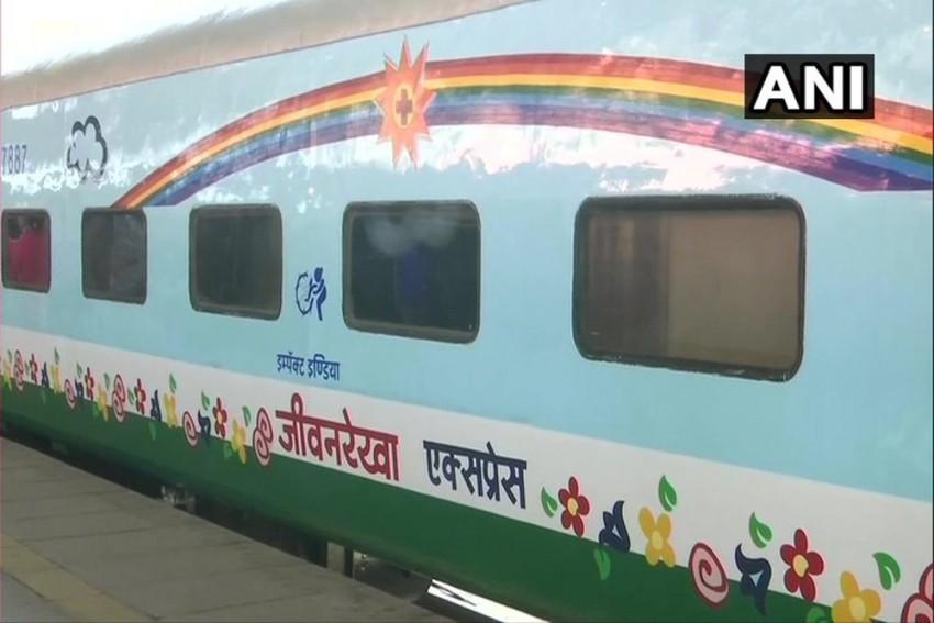 Hospital On Wheels: Sahibganj To Be Next Destination Of Lifeline Express