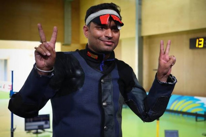 Shooting World Cup: Sanjeev Rajput Secures Tokyo 2020 Olympics Quota With Silver Medal