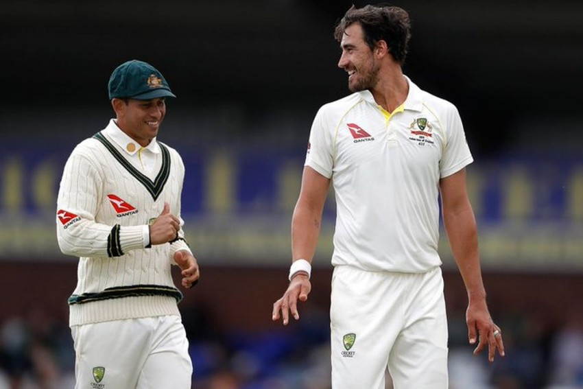 The Ashes 2019: Mitchell Starc Strikes As Steve Smith Returns To Action For Australia In Tour Game