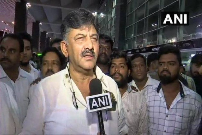 After ED Summons, Congress Leader Shivakumar Moves HC Seeking Protection From Arrest