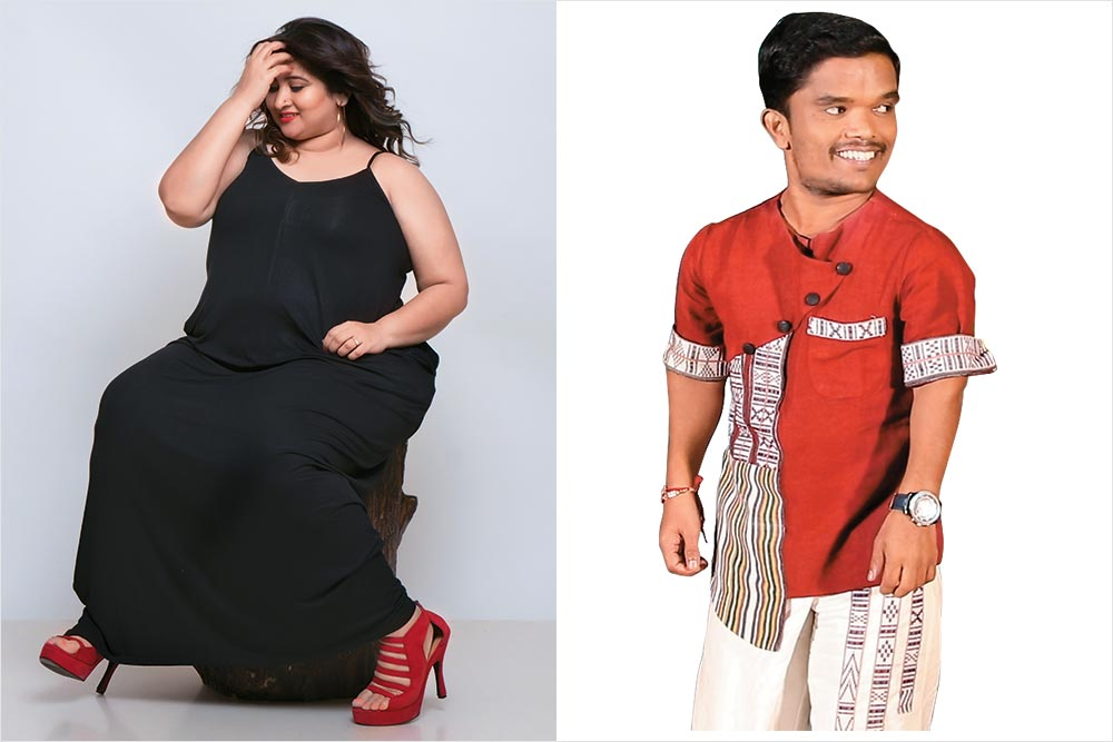 Are You Chubbily Plump, Dwarfishly Short Or On A Wheel Chair? Dress Bindaas, Here's Fashion For All