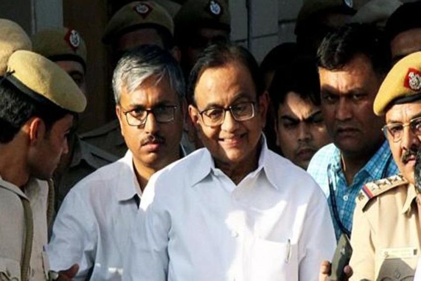 INX Media Case: Chidambaram's CBI Custody Extended Till September 2