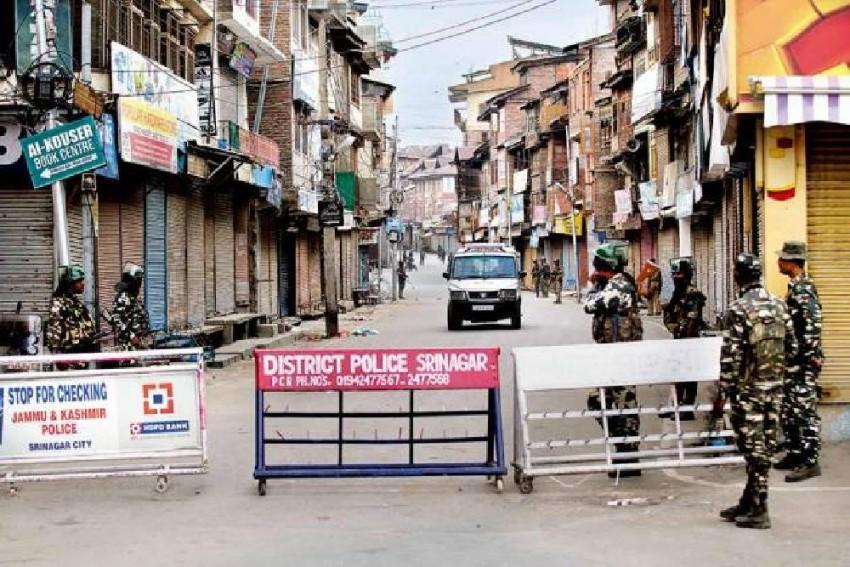Kashmir: A Poignant Birthday At SKICC Sub-Jail