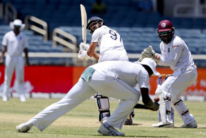 WI Vs IND: Ishant Sharma Scores His Highest Test Score, Fans Go Berserk