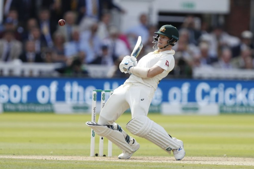 The Ashes 2019: Steve Smith Goes Cheaply As Australia Build Lead Against Derbyshire