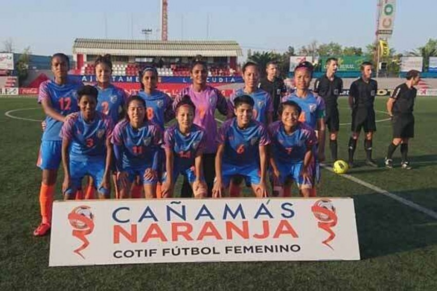 COTIF Cup: Ratanbala Nongmaithem Brace Powers Indian Eves To First Win With 3-1 Win Over Bolivia