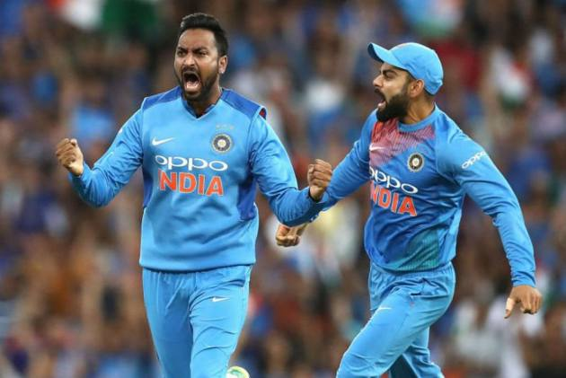India vs West Indies, 2nd T20, Lauderhill, Florida, Highlights: IND Win By 22 Runs (DLS), Clinch Series