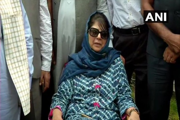 Kashmir Anti-Corruption Body Writes To Mehbooba Mufti Over Fraudulent Appointments In J&K Bank