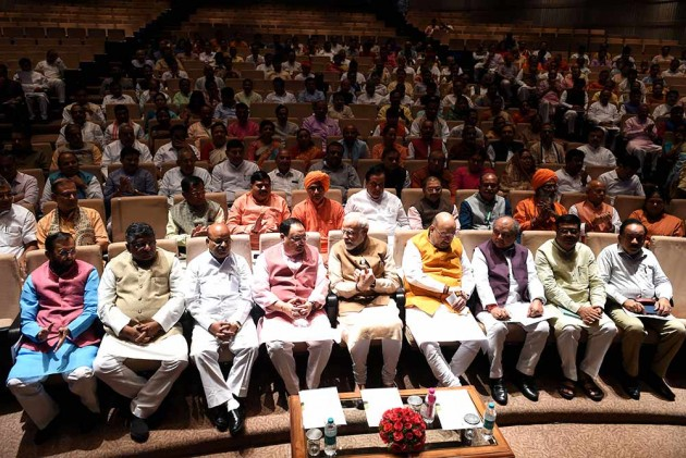 Work To Win Over Even Those Who Didn't Vote For You: PM Modi To BJP MPs